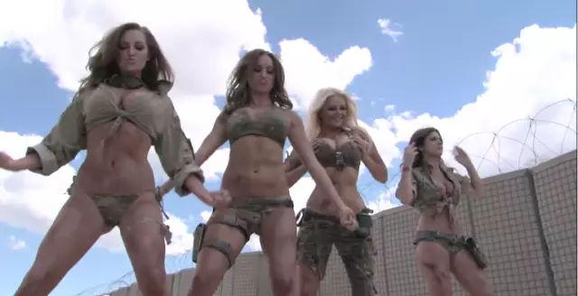 不一样的以色列女兵,这仗怎么打?